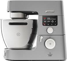 Особенности кухонной машины Kenwood Cooking Chef
