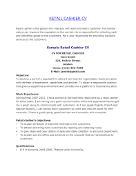 Postal Clerk Resume Sample Sample Resume For Cashier In Convenience Store Valid Cashier Clerk 59