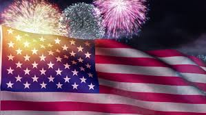 Usa Flag And Fireworks Loop Stock Footage Video 100 Royalty Free 9905804 Shutterstock