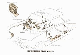 1964 ford wiring diagram 1964 ford thunderbird wiring diagram vehiclepad ford thunderbird i am current troubleshooting power windows