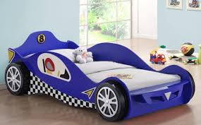 car bunk beds for boys.  For Mclaren Blue Racing Car Kids Bed Throughout Bunk Beds For Boys T