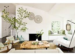 Living Room Bench Seat Gorgeous Airy Mid Century Modern Living Rooms Living Room Cabin