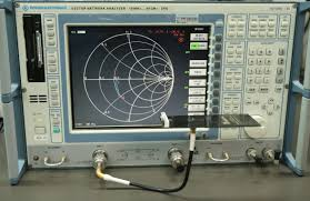 Swr Loss Chart Return Loss And Vswr Antenna Test Lab Co