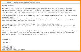 6 7 How To Email A Cover Letter And Resume Knowinglost Com