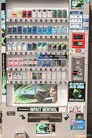 Cigarette Vending Machine Japan Gorgeous Where Can I Buy Japanese Cigarettes In Hawaii Roadtobako48