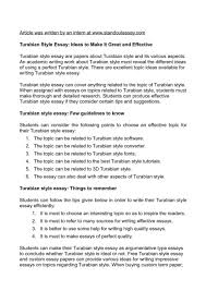 Turabian Style Thesis Example Chicago Essay Examples Title Page
