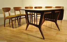 Dining Table Co Mid Century Garrison Furniture Co Dining Set The Patchwork Tree