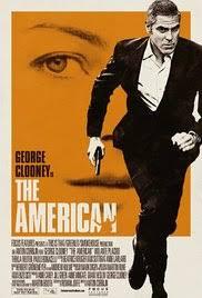 the american imdb the american poster