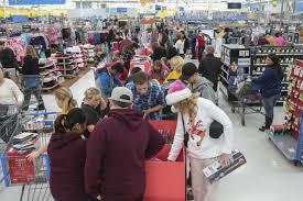 inside walmart black friday. Modren Inside Shoppers At An Idaho WalMart Check Out Black Friday Deals The Retailer Has And Inside Walmart