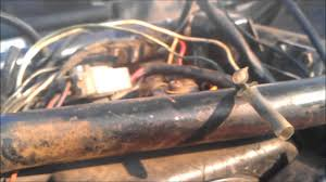 let's talk motorcycles 10 wire harness repair youtube how to fix a trailer wiring harness at How To Repair A Wiring Harness