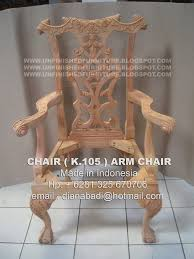 unfinished gany furniture wooden frame chair king k105 with pertaining to wood dining chairs prepare 14