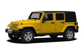 2011 Jeep Wrangler Color Chart 2011 Jeep Wrangler Unlimited Trim Levels Configurations