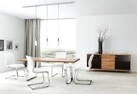 designer dining table and chairs modern dining room furniture regarding white sets design 6 modern dining