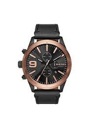 men s watches watches for men house of fraser diesel dz4445 mens rasp chrono 50mm watch