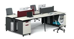 desk for office. Desk Materials Fabric Screen 4 Office Workstations Tabletop Partition School . For U