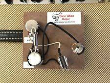 les paul pre wired output jack for gibson and epiphone lp or sg item 1 upgrade prewired wiring harness for gibson les paul special double cut away upgrade prewired wiring harness for gibson les paul special double cut