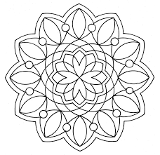 Small Picture Everyones Mandala Coloring Book