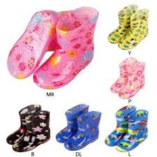 Oakiwear Rain Boots Size Chart Details About Waterproof Toddler Pvc Rubber Baby Rain Boots Kid Boy Girl Cartoon Rain Shoes Us