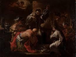 fine art paintings masters. Simple Fine Francesco Solimena 1657u20131747 Saint Francis Xavier Baptizing The Indians  Ca On Fine Art Paintings Masters D