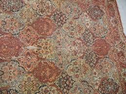 rug red beige blue oriental rug