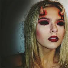 12 y halloween devil makeup ideas for s