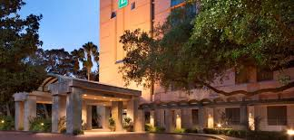 busch gardens hotel. Embassy Suites Tampa - USF/Near Busch Gardens Hotel, FL Hotel Exterior At O