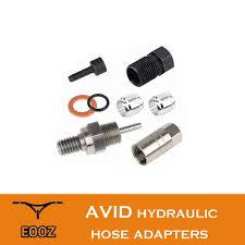 JP_ 10 Set <b>Bike</b> Hydraulic Brake <b>Oil Needle</b> Olive Head for SRAM ...
