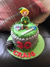 My Girlfriend Had This Most Amazing Birthday Cake Made For Me