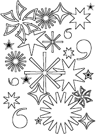 Small Picture Printable Fireworks Coloring Pages Coloring Home