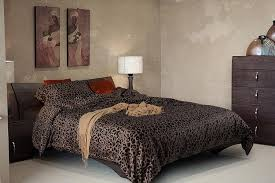 luxury black leopard print bedding sets egyptian cotton sheets king size queen quilt doona duvet cover bed in a bag bedspread in bedding sets from home