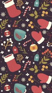 Cute Christmas Illustrations Idea Wallpapers Iphone