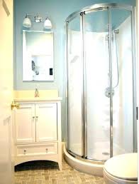 corner shower stalls. Posh Showers For Small Bathrooms Corner Shower Stalls