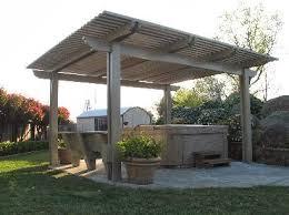 free standing patio cover diy. Unique Diy Inside Free Standing Patio Cover Diy R