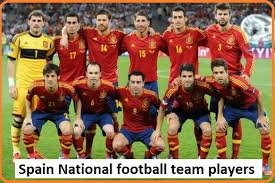 Luis enrique made changes to the spain team squad after 2018 fifa world cup. Spain National Football Team Roster Squad Players Jersey