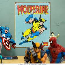 Marvel Superhero Bedroom Superhero Signs Dc Comic Characters Superhero Wall Decor As