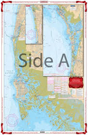 Pine Island Sound Chart Ten Thousands Islands To Boca Grande Navigation Chart 25