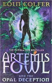 artemis fowl and the opal deception 4 amazon co uk eoin colfer 9780141315492 books