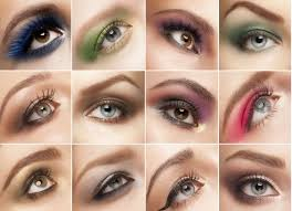 eye makeup adding something special over the face covering the defect on the skin and making out the highly possible beauty is called makeup