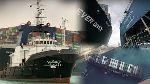 เรือยักษ์ขวางคลองสุเอซ การค้าโลกชะงัก น้ำมันแพง สะเทือนส่งออกไทย ต้นทุนพุ่ง