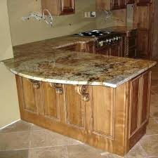 granite countertop overhang without support