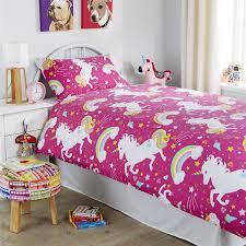 girls duvet covers. Unicorn-Duvet-Cover-Set-Girls-Quilt-Cover-Unicorn- Girls Duvet Covers