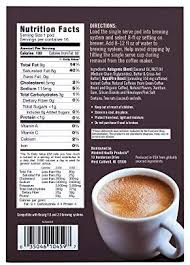 Add 2 tablespoons of rapid fire keto coffee or slim tea or beauty tea sachet into a mug. Amazon Com Rapidfire French Vanilla Ketogenic High Performance Keto Coffee Pods Supports Energy Metabolism Weight Loss 16 Single Serve K Cup Pods Brown French Vanilla 16 0 Count Health Personal Care