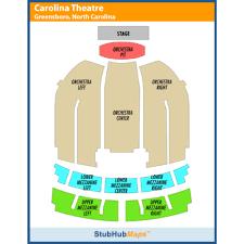 Carolina Theatre Durham Nc Seating Chart Carolina Theatre Greensboro Events And Concerts In