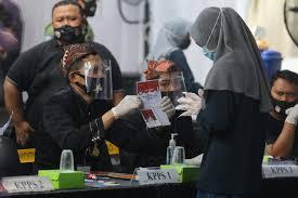 Kamu bisa beli produk dari toko stiker pilkada dengan aman & mudah dari kota tangerang selatan. Aturan Mencoblos Di Pilkada Masa Pandemi Indonesia Go Id