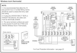 honeywell central heating wiring diagram wirdig