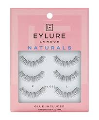 Eylure Naturals False Eyelashes, Style No. 035 ... - Amazon.com