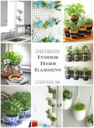 Herb Kitchen Garden Kit Indoor Herb Garden Ideas Creative Juice