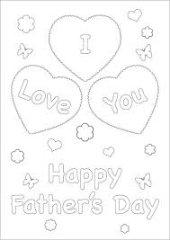printable fathers day color cards pre 0003 a5 printable fathers day cards on love cards for him printable free