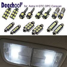 Top The Worlds Cheapest Products Opel Led Bulbs Canbus In All New Led