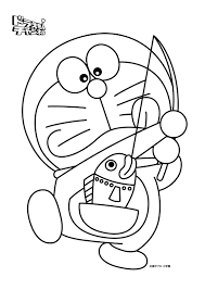 Doraemon 111 i loved a cat. Doraemon Coloring Pages Coloring Home